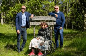 Magnús, Sigurður og Sunna